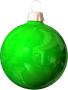christmas_Bulb_Green_light