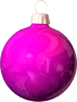 christmas_Bulb_Purple_light