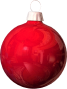 christmas_Bulb_Red_light
